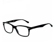 最新ブラック色黒縁高質近視眼鏡フレーム男女伊達メガネ度付きレンズ対応コーデ用ダテメガネ激安
