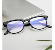 放射線防止大きいフレームPCメガネブルーライトカット眼精疲労対策パソコン眼鏡ゲーム目保護男女度なしお洒落メガネ