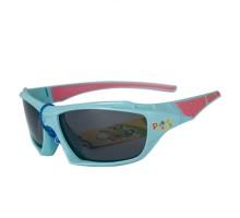 キッズ子供サングラス男女児童スポーツ偏光メガネ紫外線カット運動眼鏡