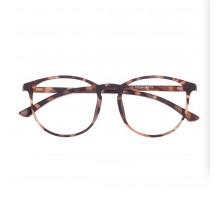 度付きレンズ度なしメガネ品質鯖江メガネ軽いTR素材つや消しべっ甲柄伊達メガネめがねバイカラー黒縁大きいフレーム眼鏡鼈甲女性男性ファッション