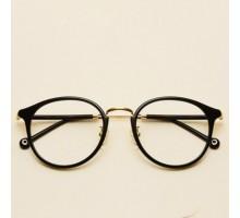 男女カップルおしゃれ眼鏡レトロ伊達メガネフレーム レディース黒ぶちめがねクラシカル軽いTR90度付きレンズ大きい顔メンズ丸いフレーム度なし伊達眼鏡ラウンド型