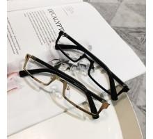 アニメcosplayメガネ レディースおしゃれ個性的スクエア型小さいフレーム レンズ無し上品エレガント眼鏡アンダーリム 逆ナイロールめがねコスプレ通販フレームかっこいいメンズ