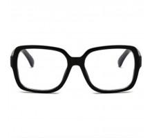 韓国ファッション黒縁めがね太いフレームおしゃれインスタ人気メガネ伊達眼鏡有名人スッピン隠し黒ブチ小顔効果眼鏡コーデ スクエア型黒ぶちダテメガネ女子大きいめがね