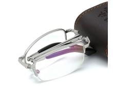 シルバー色折りたたみ式老眼鏡 シニアグラス おしゃれ銀色既製老眼鏡銀縁男女便利な携帯ケース付エレガント リーディンググラス携帯ブルーライトカット軽いめがね疲労対策メガネ