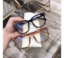 韓国ブランド伊達メガネフレーム女子おしゃれクラシックめがねスクエアTR素材黒縁眼鏡度なしウェリントン型ブルーライトカット度付きダテメガネ大きいフルリム男女ペア茶色カジュアル