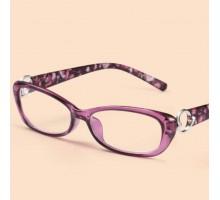 おしゃれトレンドめがねフルリム老眼鏡ブルーライトカット メンズ レディース高級レンズ女性ファッション軽量セルフレーム樹脂人気紫パープル色エレガント シニアグラス PCメガネ