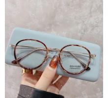 インスタ映え度付きメガネ芸能人おしゃれメガネ伊達眼鏡ブランド男女レッド赤色グラデーションカラー軽量セルフレーム透明丸いめがねべっ甲