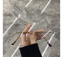 芸能人メガネめがねスタイル丸い眼鏡フレーム金色クラシック人気バイカラー インスタ映え伊達メガネ メタルフレーム男性女性ラウンド型メガネ赤 緑 黄色ボストン型メガネ