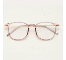 超軽量tr90大きいフレーム眼鏡レトロ伊達眼鏡オシャレ度無しセルフレーム度付きレンズ透明クリアべっこう柄ファッション高級ウェリントン型めがねピンクかわいいバイカラー