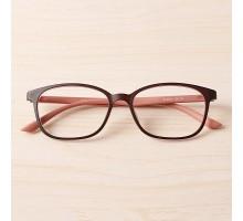 韓国韓流軽量TR90軽いフレーム眼鏡海外ファッションめがねクラシカル伊達メガネおしゃれフルリム度付きレンズ女性ダテメガネ度なしエレガント細いセルフレーム眼鏡バイカラー