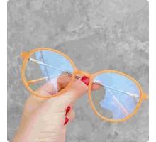 ブルーライトカットめがねPCメガネおしゃれレディース軽量セルフレーム眼鏡エレガント男女オレンジ色度付きファッション度付き鼈甲黒ぶち茶色ラウンド伊達メガネ