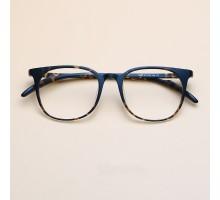 韓国超軽量軽い海外伊達メガネフレーム大きい眼鏡ウェリントン黒縁めがねヒョウ柄男女度なし度いりレンズ付けるおしゃれマット素材ダテメガネ