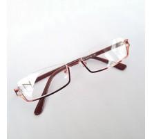 Cosplayアクセサリー小道具赤い色レッド逆ナイロール型メガネ眼鏡『えとたま』干支魂天戸タケル コスプレめがね人気アニメ下ブチメガネ