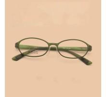 おしゃれ超軽量メガネTR90度付き度なしレンズ眼鏡オーバルタイプ女子小さいフレーム小顔ダテメガネ近視対応人気めがねフレーム黒ピンク紫色大人っぽいエレガント伊達メガネ