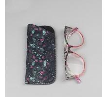 最新大きいフレーム女性快適老眼鏡リーディンググラス花柄高級感華やかなデザイン エレガントお洒落疲労対策老眼鏡メガネ老人めがね人気母の日 プレゼント