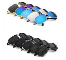 2017最新偏光サングラス男性眼鏡お洒落スポーツ向けメガネ運転ドライブ用男子紫外線カットサングラス