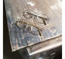 有名人モデル芸能人日系クラシック古典風文芸森ガール金色ゴールド細いフレームメガネ原宿眼鏡男女大きい度入りレンズ対応