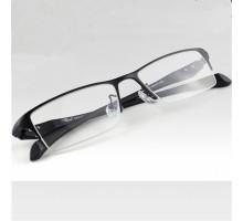 メガネ男性近視対応度ありレンズ眼鏡 tr90フレーム設計ナイロールおしゃれ