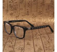 【送料無料】大人気!芸能人愛用クラシック古典風近視対応メガネ伊達眼鏡黒縁鼈甲柄プラスチック製メガネフレーム