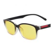 正規品最新ブルーライトカット眼鏡パソコンゲーム度無しメガネ男女目保護オシャレ疲労対策PCメガネ