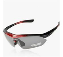 偏光スポーツメガネ自転車ドライブ男女アウトドア防風眼鏡ハイビジョン近視対応可能