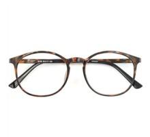 クラシックデザイン伊達メガネフレームおしゃれ男女超軽量レンズなしメガネ細いフレーム