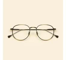 丸型フレームラウンドメガネ男女クラシックおしゃれブルーライトカット度ありレンズ対応伊達眼鏡芸能人